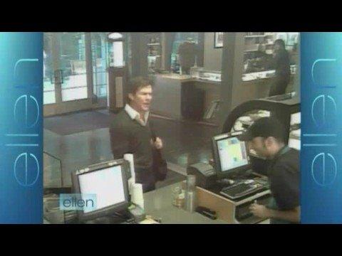 Dennis Quaid ve Starbucks