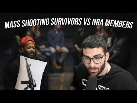 Reacting to Jubilee's NRA vs Shooting Victims
