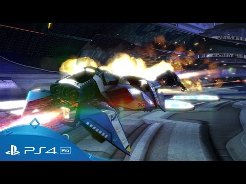 Видео № 1 из игры WipEout Omega Collection [PS4]