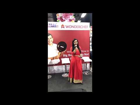 Launch of WonderChef Cookware with Sanjeev Kapoor
