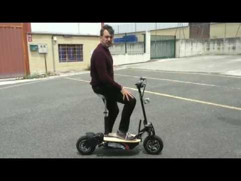 Patinete Eléctrico 2000W 60V Fotona Mobility: Unboxing y Tutorial de montaje