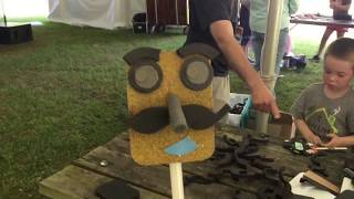 Toy Puppet Making Lab with Kevin Kammeraad