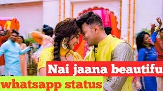Nai Jaana Chad Ke Mainu Yaar Tulsi Kumar Beautiful Whatsapp