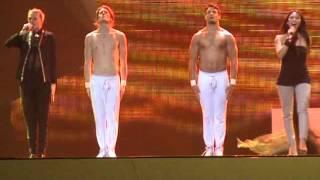 France: 2nd rehearsal Eurovision 2012 / Anggun-Echo (You and I)