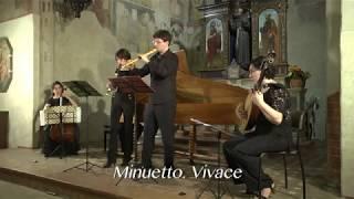 Corelli: Concerto IX - Ensemble Estro Cromatico - Marco Scorticati - live 9.7.2018