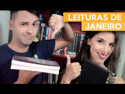 LEITURAS DE JANEIRO | Admirável Leitor
