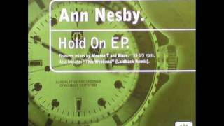 Ann Nesby Hold On