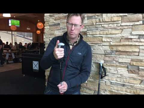 Black Diamond Razor Carbon Flicklock ski pole Review