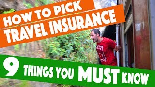 Travel Insurance Explained   Things you MUST know before you buy cheap   Family holiday, Backpacking