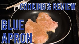 A REAL Blue Apron Review! (Yikes!!)