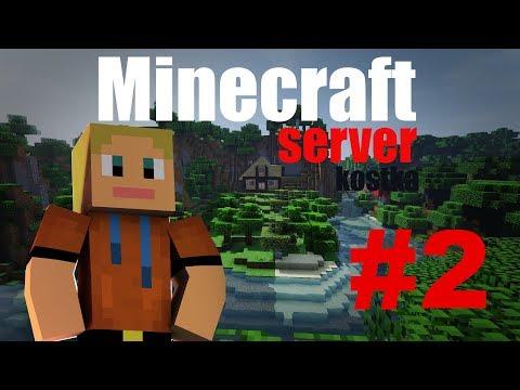 DukyLP - Minecraft server KOSTKA #2 - Libový stavby