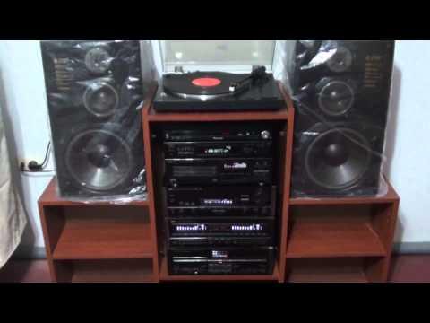 Mi Sistema de Sonido Hi Fi