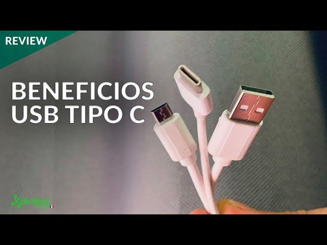 USB Tipo-C: la historia del conector que dominará el mundo