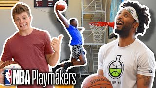 P-I-G Champ Filayyyy takes FLIGHT | NBA Playmakers