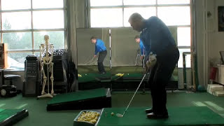 How to Feel the Chip and Pitch; #1 Most Popular Golf Teacher on You Tube Shawn Clement