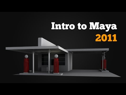 3d modeling in maya for beginners
