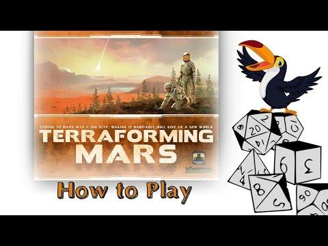 Terraforming Mars Tutorial