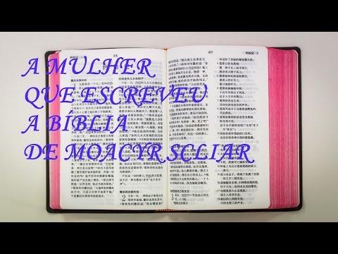 A MULHER QUE ESCREVEU A BÍBLIA DE MOACYR SCLIAR