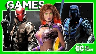 Next in this weeks INJUSTICE 2splosion creative director Ed Boon tells DCAllAccess