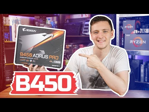 Perfect AMD Mobo for all! | Gigabyte B450 Aorus Pro Review