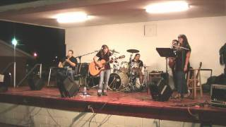 """The Ashleigh Miller Band performs """"Takin The Country Back"""""""