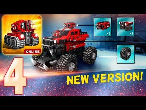 New Update 7.1.0 - Blocky Cars Online