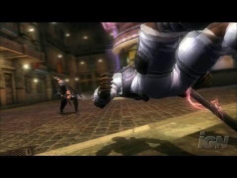 Видео № 0 из игры Ninja Gaiden Sigma (US) (Б/У) [PS3]