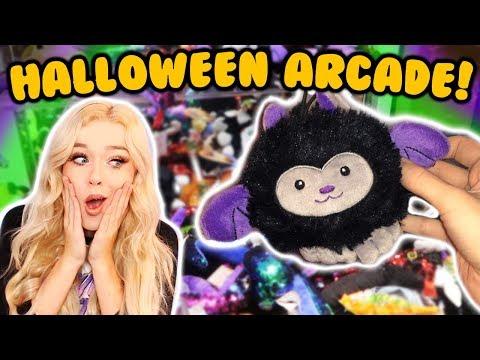 Halloween Arcade Wins at Knotts Scary Farm!