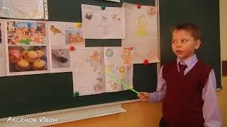 """Проект  по русскому языку """"Сочиняем рифмы"""""""