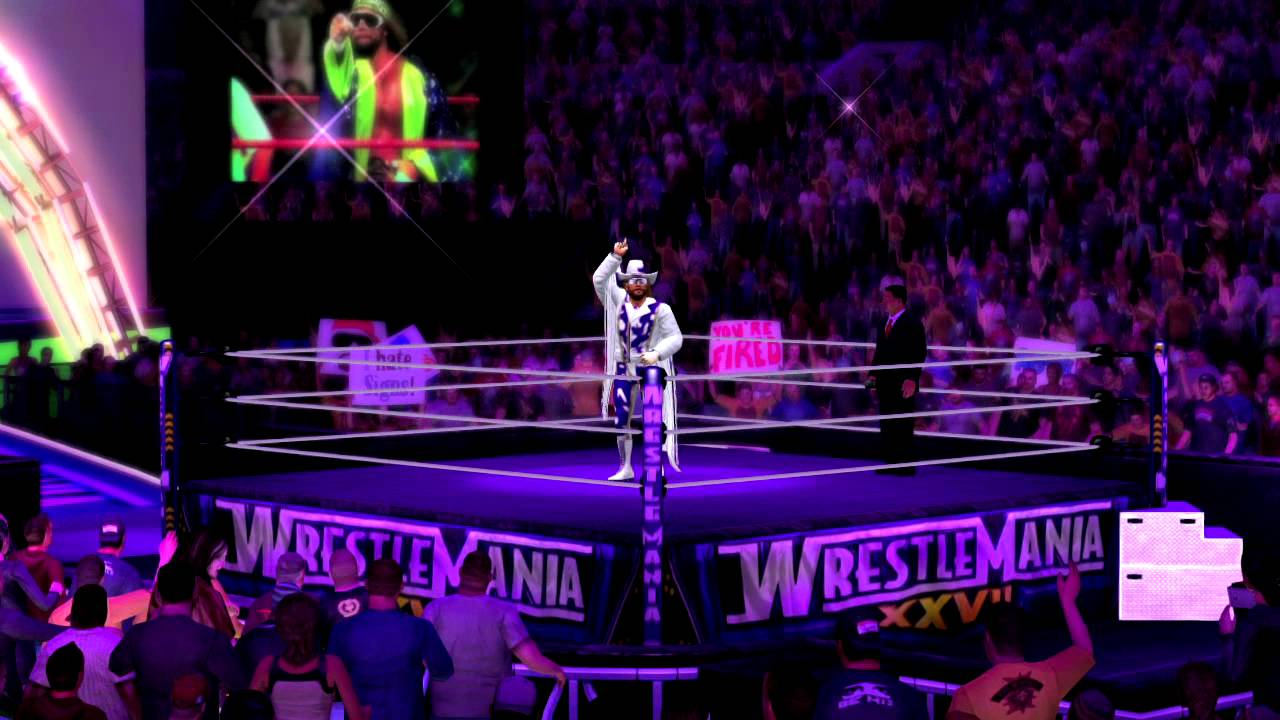 WWE 12 Delivers Fanfare For The Macho Man