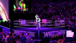 WWE '12 - Legends Live Forever - Macho Man