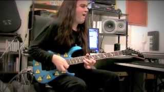 Guitar videos - DANIELE LIVERANI - Meteor (my tribute to JASON BECKER )