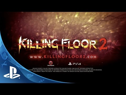 Видео № 0 из игры Killing Floor 2 (Б/У) [PS4]