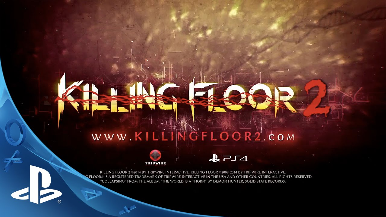 Tripwire Interactive bringing Killing Floor 2 to PS4 – The Time is Right!