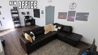 The Car Enthusiasts DREAM OFFICE! (Part 1?)