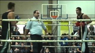 preview picture of video 'MATEJ BATINIĆ vs JOSIP GRUIĆ / SAVATE COMBAT, OPZ 2011.'