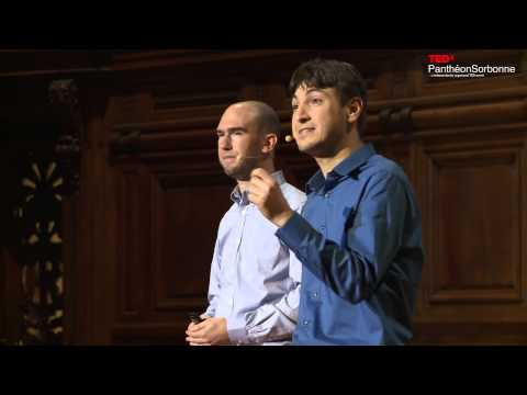 TEDxPanthéonSorbonne Games & Crowdsourcing to Drive Science Forward Seth Cooper & Firas Khatib