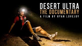 Documentaire: Desert Ultra 2019