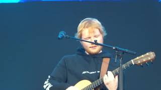Beautiful People   Ed Sheeran   Reykjavik 110819