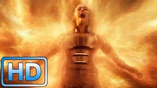 Джин Грей (Феникс) против Апокалипсиса / Финальная Битва / Люди Икс: Апокалипсис (2016)