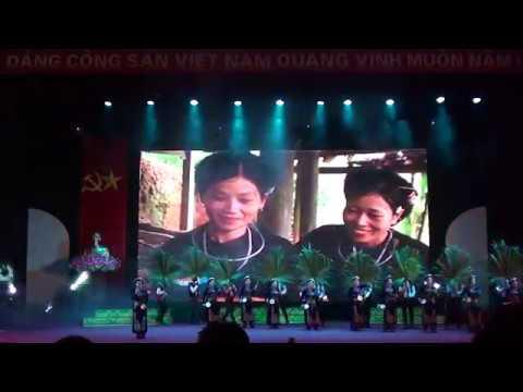 Chương trình tham gia hội diễn của Tỉnh Ủy Lào Cai