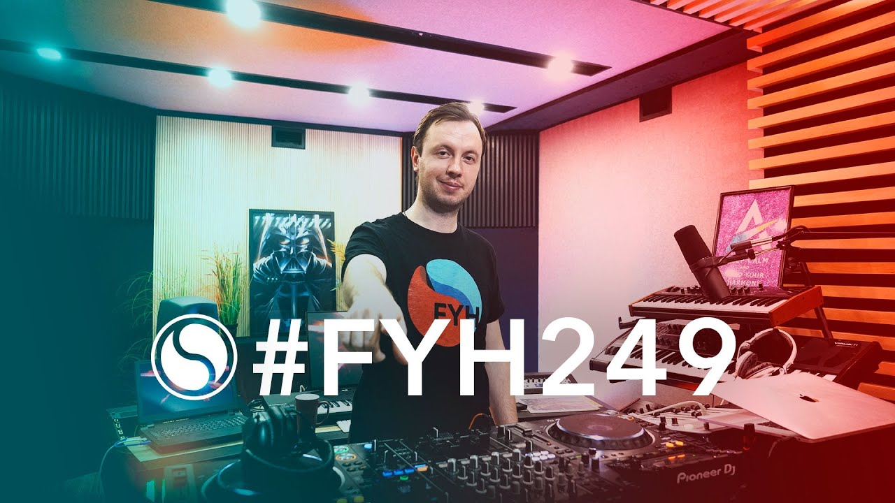 Andrew Rayel - Live @  Find Your Harmony Episode 249 (#FYH249) 2021