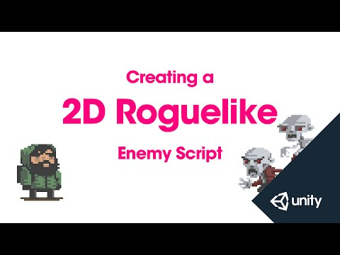 Writing the Enemy Script - Unity