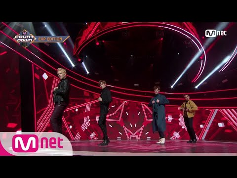 [EXP EDITION - STRESS] KPOP TV Show | M COUNTDOWN 180222 EP.559
