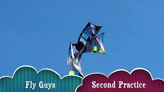 Fly Guys - Second Practice