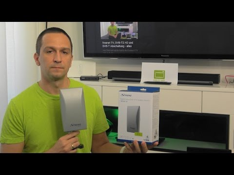 STRONG SRT ANT 45 - Außenantenne für DVB-T2 HD und freenet TV