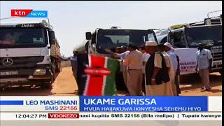 Hali ya ukame katika kaunti ya Garissa