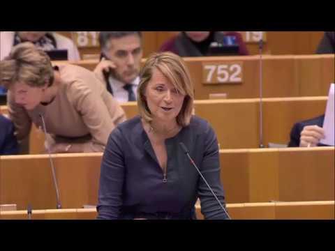 Rosa Estaràs en debate sobre inundaciones en España