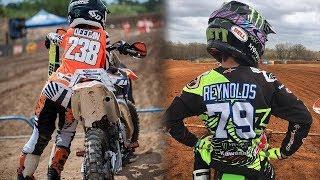 Danger Boy Deegan Vs Jett Reynolds   Best Mini Riders Ever?