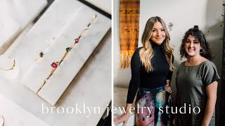 STUDIO TOUR   Starting A (Meaningful) Jewelry Line